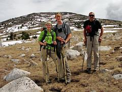 Hannah, Niles, and Steve