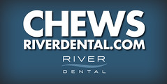 River Dental Billboard 1 (flippdotca) Tags: advertising design billboard dentist medicinehat
