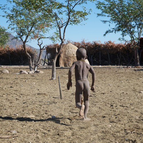 Behind the Himba
