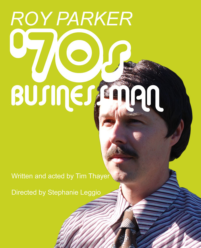 Roy Parker - 70s Businessman