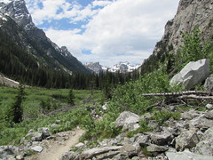 Cascade Canyon Photo