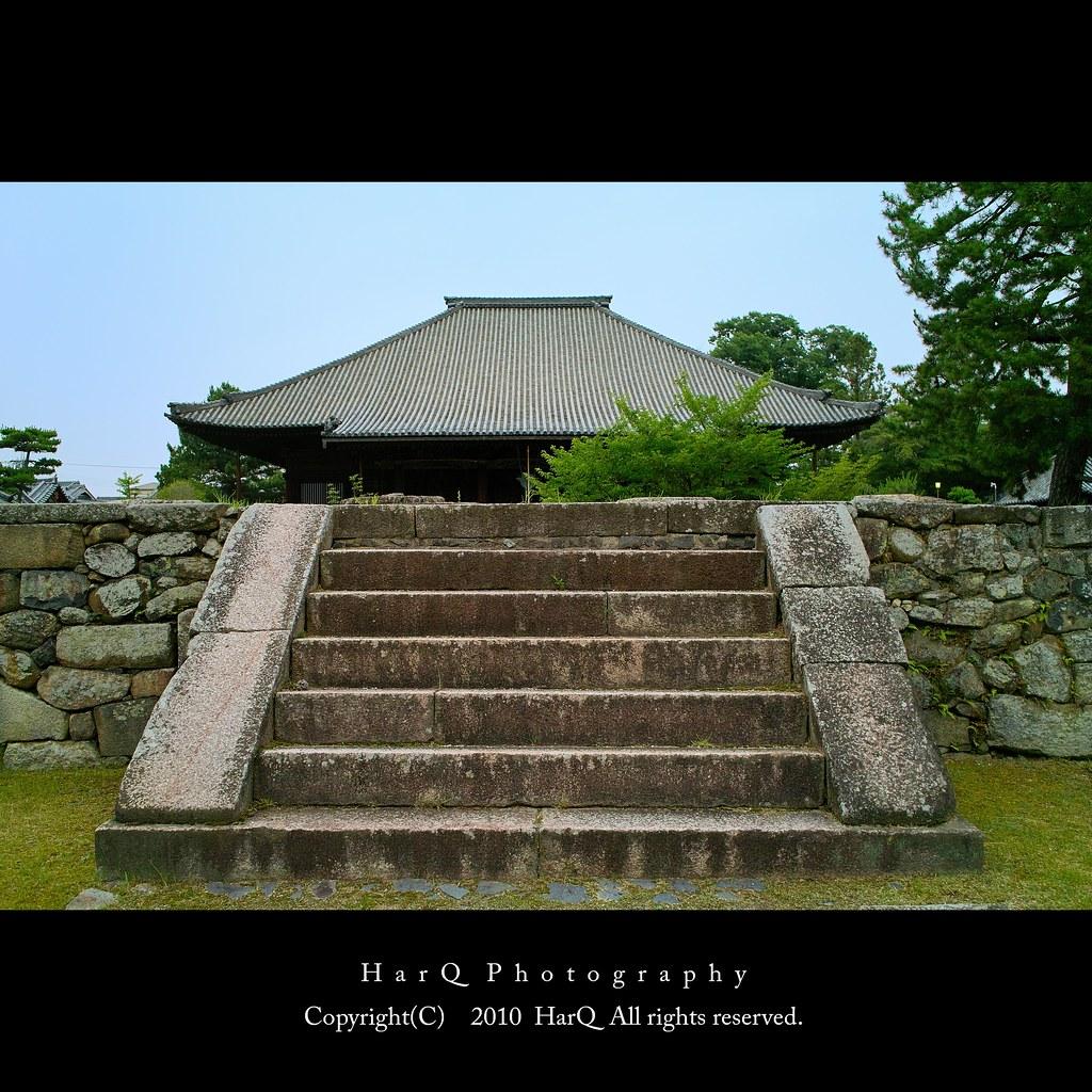 The Saidaiji-Temple (SIGMA DP1s)