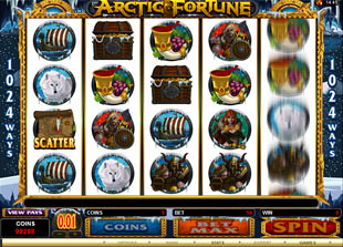 Arctic Fortune slot game online review