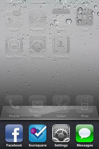 iOS 4 Fail