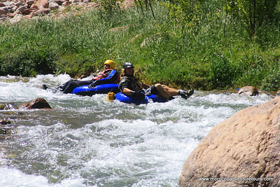 Ourika Valley Tubing