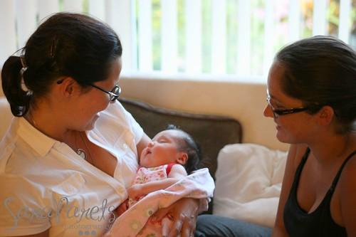 Linda, Emily & Libby