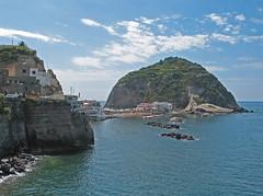 Ischia Azurio, Italy (Johan Pipet 2M+ views) Tags: travel blue sea vacation sky italy holiday canon island sunny powershot g5 palo bartos bartoš
