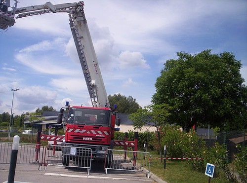 Portes Ouvertes Pompiers 4