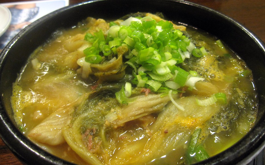 korea soup house short rib soup
