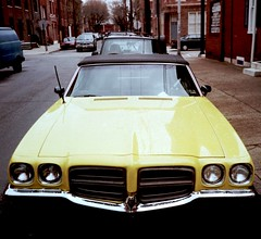 yellow (Andrew Sampson (andysampsonite on instagram)) Tags: 2001 film philadelphia lomo south lo queens philly fi villiage 19127