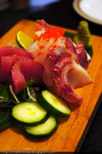Hachi Tei - Moriawase Sashimi