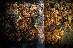 Le jugement dernier (dprezat) Tags: albi cathédrale basilique eglise saintecécile jugementdernier catholique cathare religion tarn albigeois midipyrénées france occitanie occitania nikond800 nikon d800