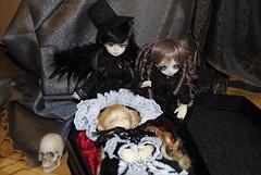 Funeral (Sadomina) Tags: anne doll candy bijou bjd dollfie volks abjd eloise swd verdana ibuki yosd leekeworld