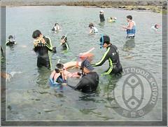 20100704龍洞浮潛夏令營56