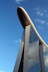 Skypark from Below