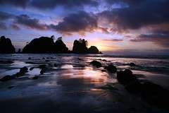 Point of the Arches at Sunset, July 2, 2010, Olympic National Park, Washington State (i8seattle) Tags: ocean sunset sea reflection beach water colors clouds sunrise point washington pacific pacificocean pacificnorthwest olympic olympics washingtonstate olympicnationalpark shi pacificcoast washingtoncoast northwestcoast seastack seastacks panorma olympiccoast shishibeach pointofarches pointofthearches beacholympic perfectsunsetssunrisesandskys northwestimages northwesternimages andyporterphotography northwesternimagescom washingtonphotography imagesofwashingtonstate picturesofwashingtonstate picturesofthepacificnorthwest seastacksunset imagesofwashington photosbyandyporter