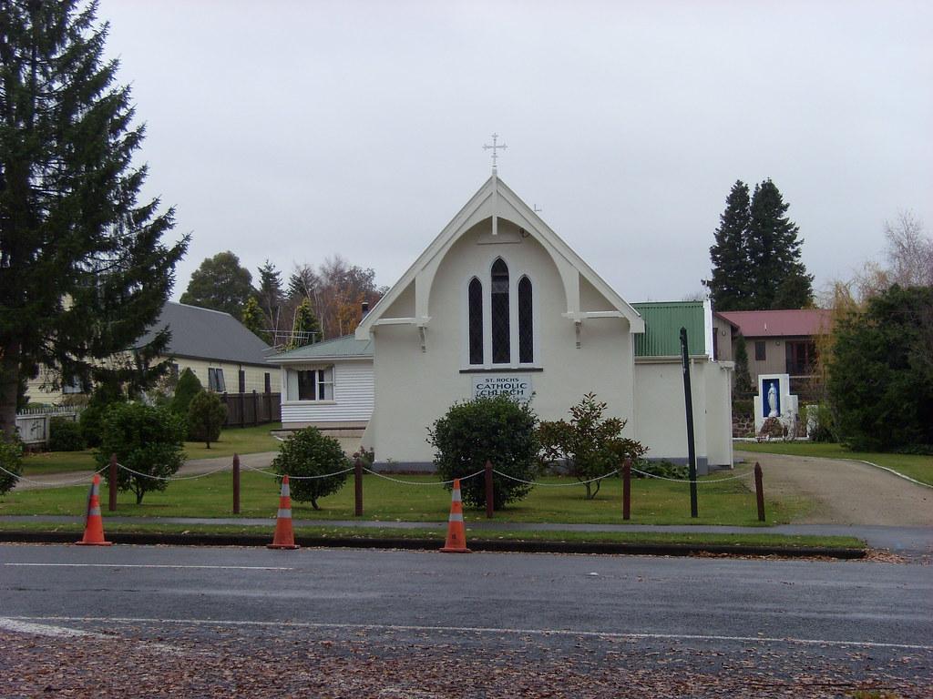 Church of Hanmer Springs