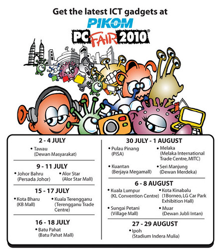 Pikom PC Fair 2010 (II)