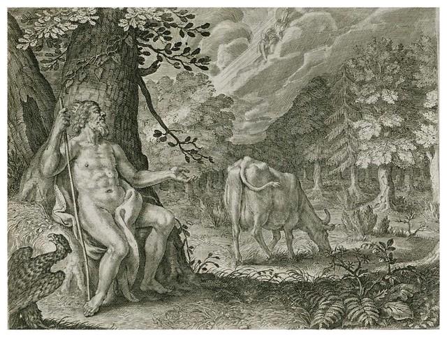 004-Les Metamorphoses d'Ovide  En Latin Et François … 1677