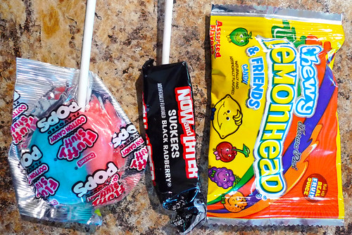 July 4 Parade Candy Favorites