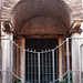 Basilica of Santa Prassede, front door