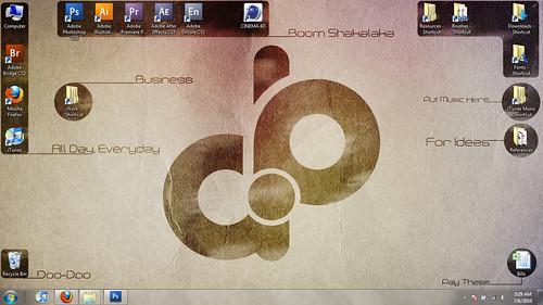 My Desktop BKG