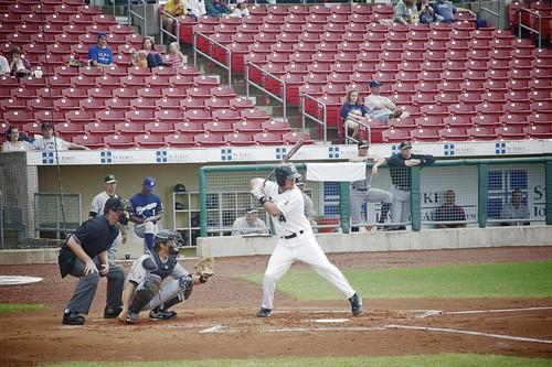 Iowa: July 2010 - Cedar Rapids Kernels, Minor League Baseball