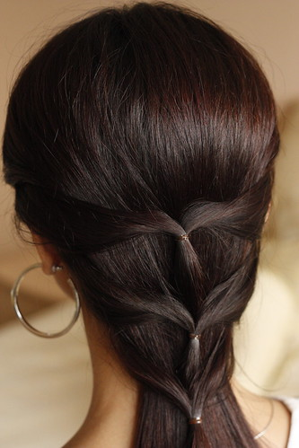 everyday hairstyles. 5 Quick Everyday Hairstyles