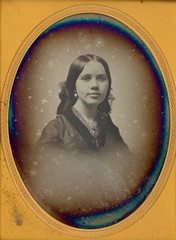 Southworth Beauty (Mirror Image Gallery) Tags: victorianwomen victorianbeauty victoriandaguerreotype