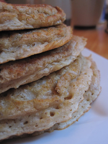CSA: Week 3 - Pancake stack