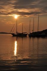 Sunset / západ slunce