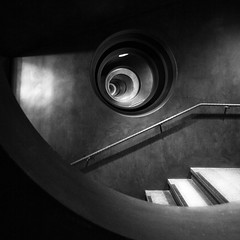 Skandia stairs (@archphotographr) Tags: cinema detail architecture stairs canon photography design theater sweden stockholm circles interior decoration wideangle tunnel architectural historic architect handrail scandinavia efs 1022mm neoclassical greenspace efs1022mm skandia 50d canoneos50d bwsq erikgunnarasplund theatern