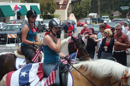 Rancho Santa Fe Parade