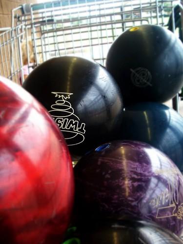7-8-10 Bowling Balls