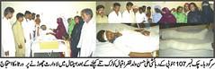 pic from sargodha (Daily Rafaqat) Tags: club daily press tasneem sagar rizwan sargodha fedral quraishi rafaqat manister bhalwal sadidi