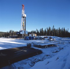 Natural Gas Rig - Suncor Energy