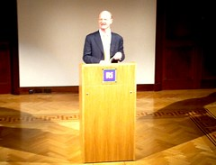 David Willetts at the Royal Institution - July 2010