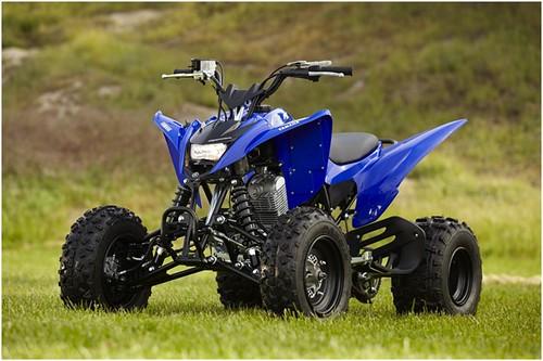 Yamaha X Quad Bikes