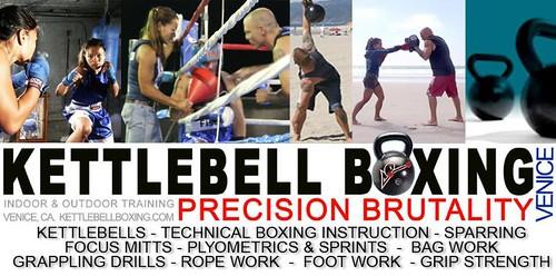 Kettle Bell Boxing Venice Beach