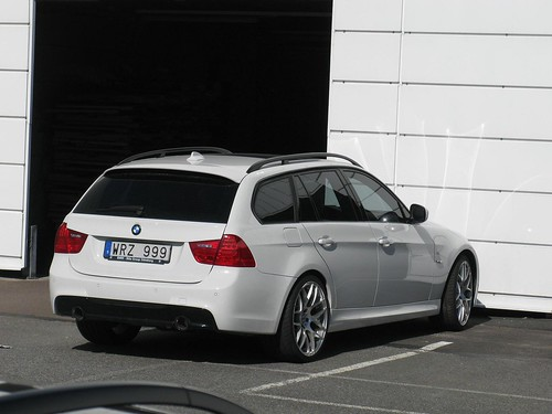BMW 335i Touring M Sport  a photo on Flickriver