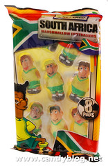 Sweet Cred South Africa Marshmallow Footballers