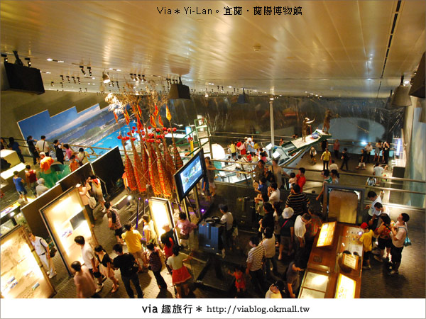 【宜蘭蘭陽博物館】走入宜蘭的文化歷史~蘭陽博物館14