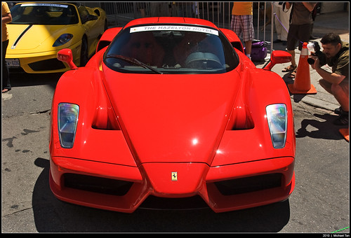 Ferrari Enzo (by Tanner.)