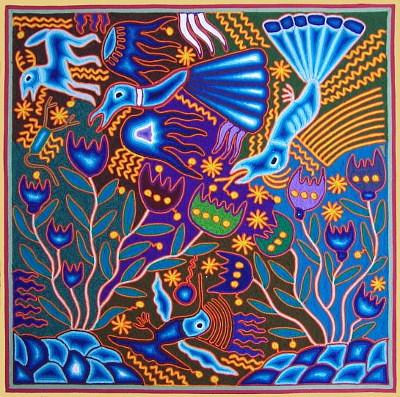 Huichol immagine grafica
