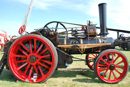 The Cheshire Show: Steam Engines