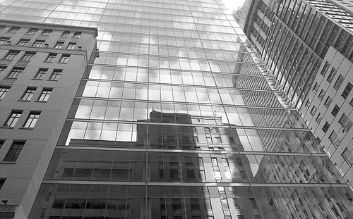 Reflected Bay St.
