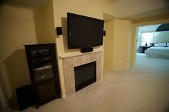 Bedroom A/V System