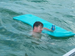 BEER! (AMC81) Tags: friends lake chicago beer swim relax fun boat play weekend michigan lounge annual goodtimes