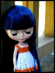 Libi with sleepy eyes U_U