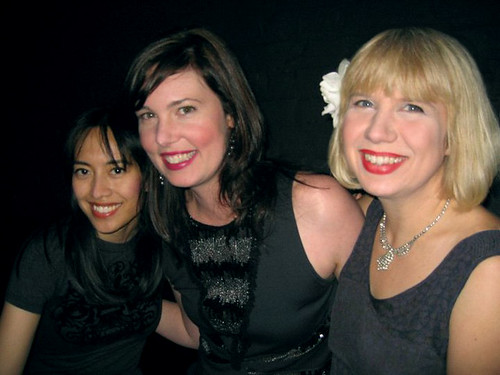Cheri, Heather & Anji @ Harlot